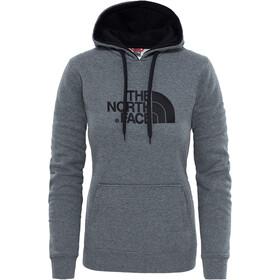The North Face Drew Peak Pullover Hoodie Dam TNF Medium Grey Heather/Vintage White